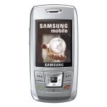 Говорящий телефон Samsung E250