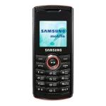 Говорящий телефон Samsung E2120